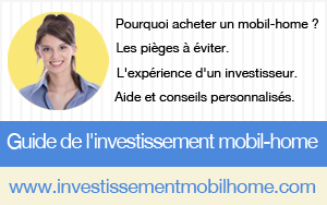 Guide de l'investissement mobil home